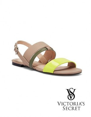 Сандали с ремешками Victoria's secret COLOR-STRAP SANDAL