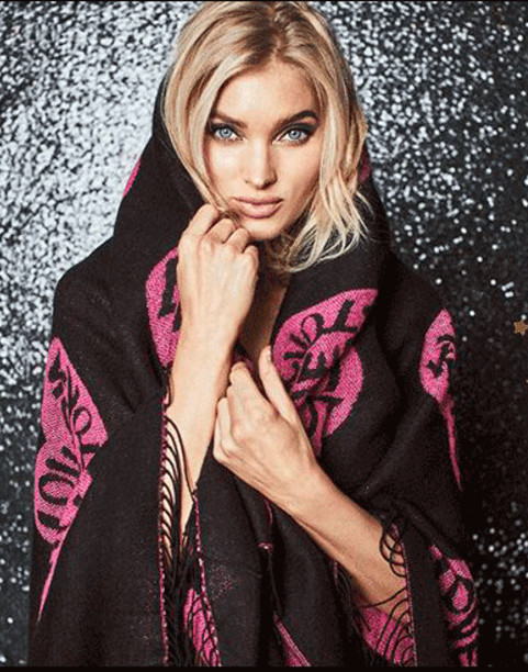 Теплый плед Victoria's secret Cozy Blanket